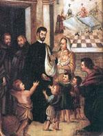 BEATO CRISTÓBAL DE SANTA CATALINA