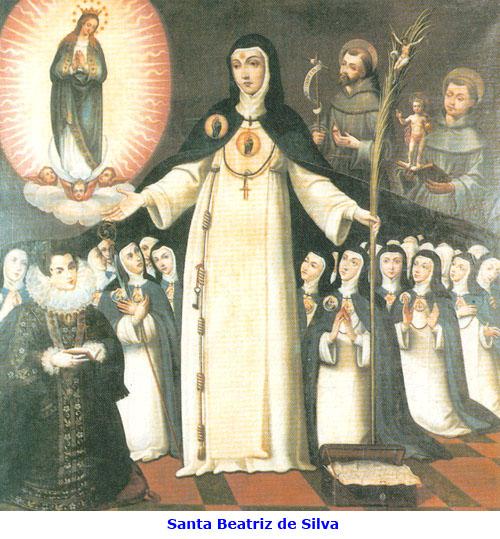Santa Beatríz de Silva