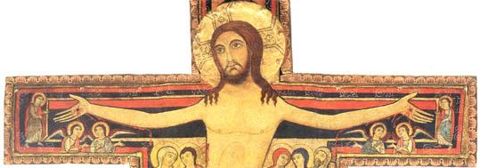 313bb5eab72 El Crucifijo de San Damián visto y vivido por S. Francisco