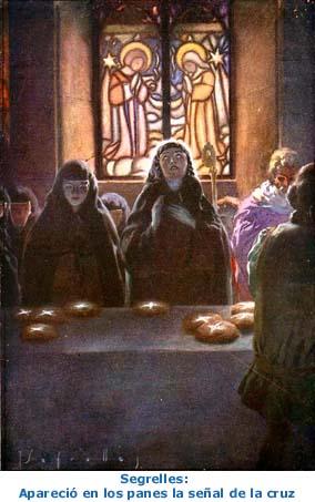 [I] Hoy Santa Clara de Asis. Siglo 12. Cuerpo incorrupto.