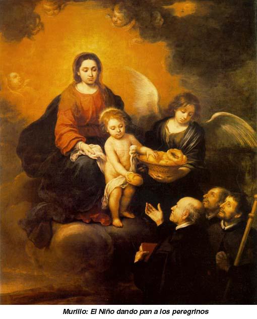 Resultado de imagen de Maestra y Modelo, María intercede maternalmente