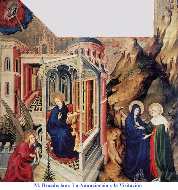 Cántico De La Virgen María Magníficat Lc 1 46 55