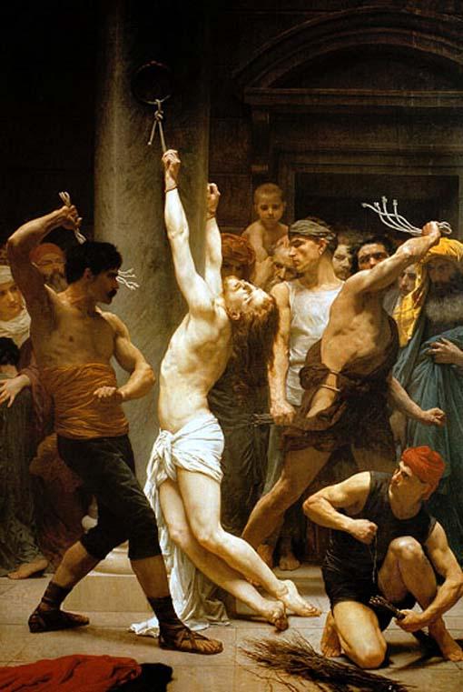 Resultado de imagen para LA FLAGELACIÓN DE JESÚS