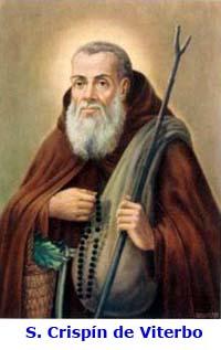 Resultado de imagen para San Crispin de Viterbo