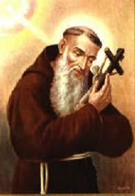 Resultado de imagen para Beato Diego José de Cádiz
