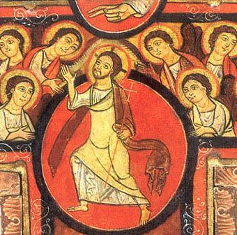 El Cristo de San Damián. Descripción del icono