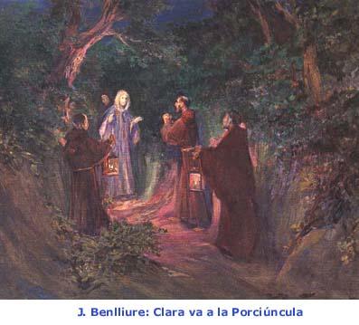 Santa Clara de Asís. La hermana Clara o la lealtad